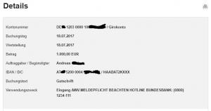 Awv- Meldepflicht Beachten Hotline Bundesba Nk